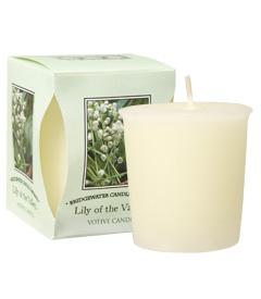 Bridgewater Candle - Votivkerze - Lily of the Valley