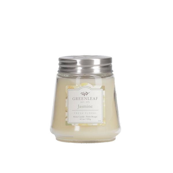 Greenleaf - Duftkerze im Glas - Petite Candle - Jasmine