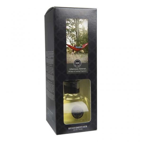 Bridgewater Candle - Reed Diffuser - Afternoon Retreat