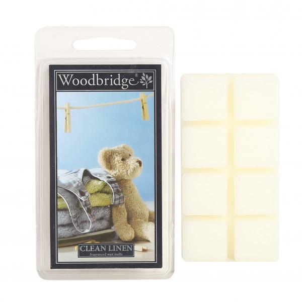 Woodbridge Candle - Duftwachs - Clean Linen