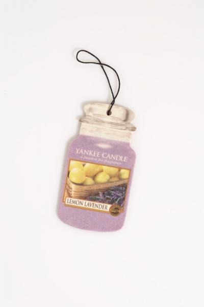 Yankee Candle - Autoduft - Car Jar - Lemon Lavender