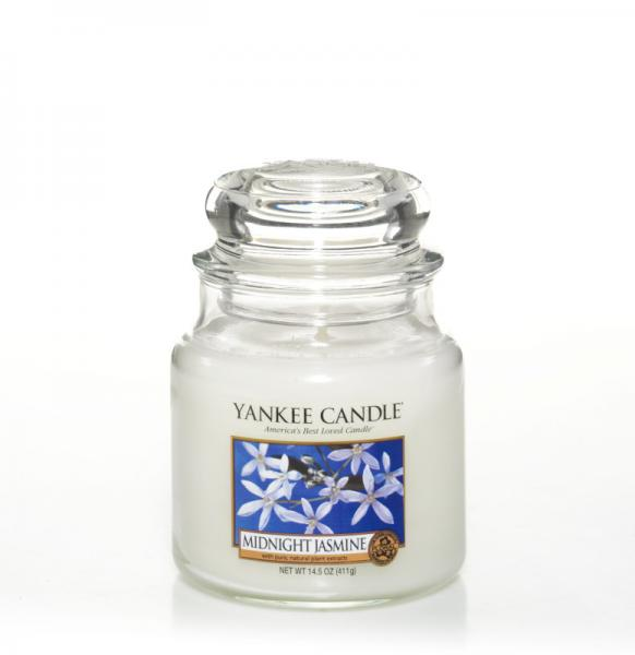 Yankee Candle - Classic Medium Jar Housewarmer - Midnight Jasmine