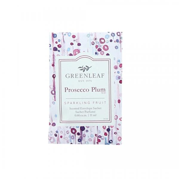 Greenleaf - Duftsachet Small - Prosecco Plum