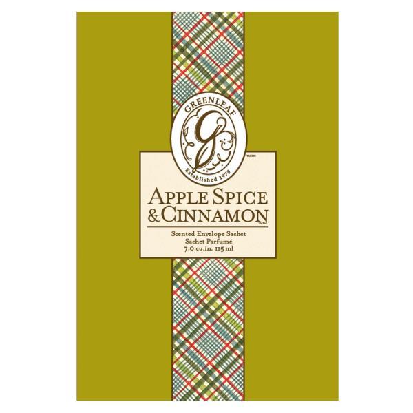 Greenleaf - Duftsachet Large - Apple Spice & Cinnamon