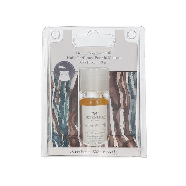 Greenleaf - Home Fragrance Oil - Duftöl - Amber Warmth