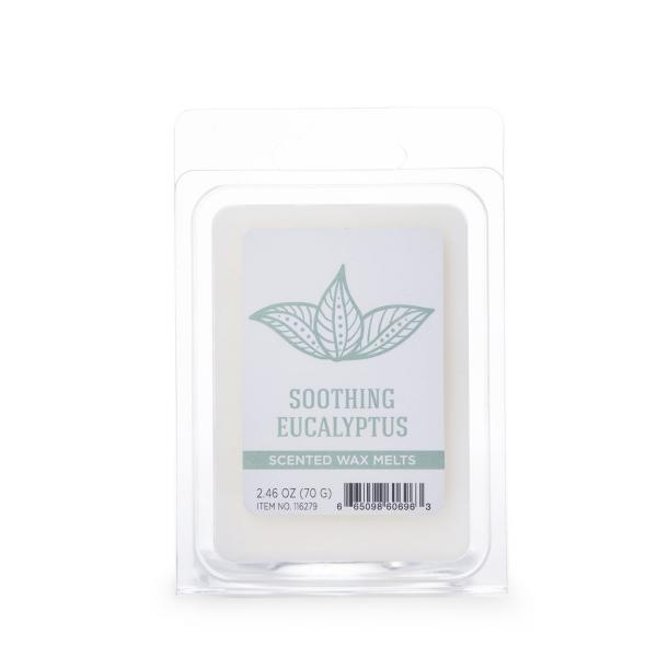 Colonial Candle - Duftwachs - Soothing Eucalyptus