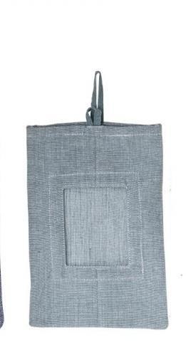 Bridgewater Candle - Baumwoll Duftsachet Bag - Light Denim - Large