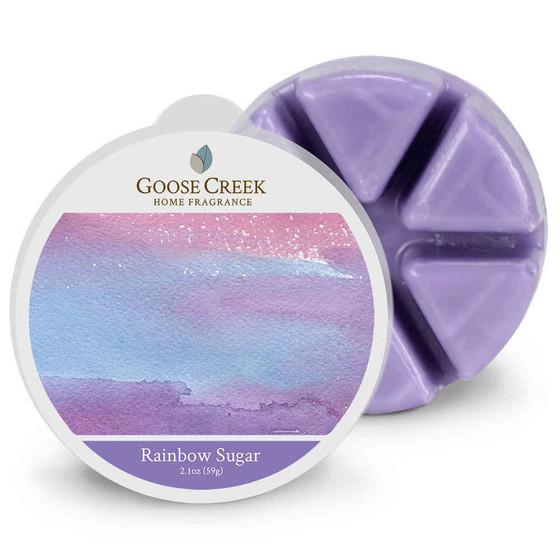 Goose Creek Candle - Duftwachs - Wax Melt - Rainbow Sugar •
