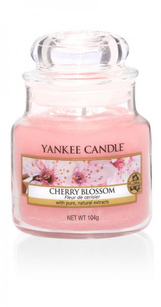 Yankee Candle - Classic Small Jar Housewarmer - Cherry Blossom
