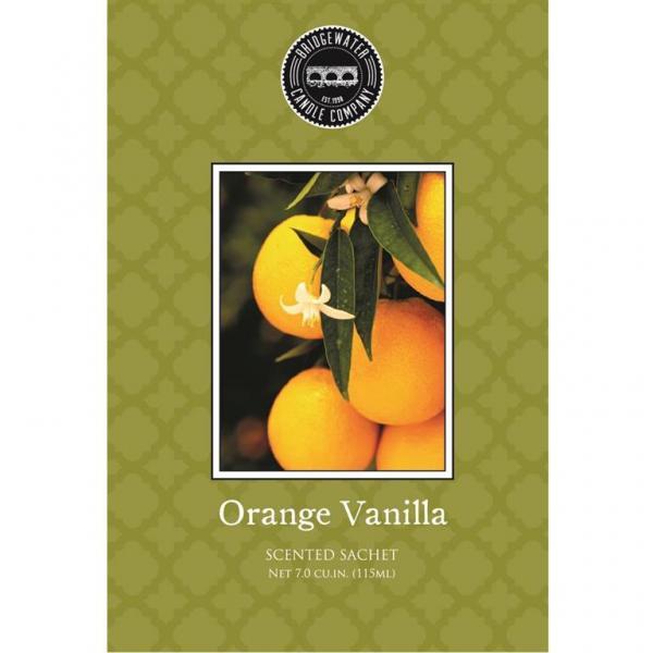 χ Bridgewater Candle - Duftsachet - Orange Vanilla