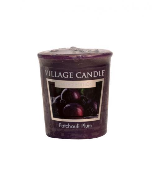 Village Candle - Votivkerze - Patchouli Plum