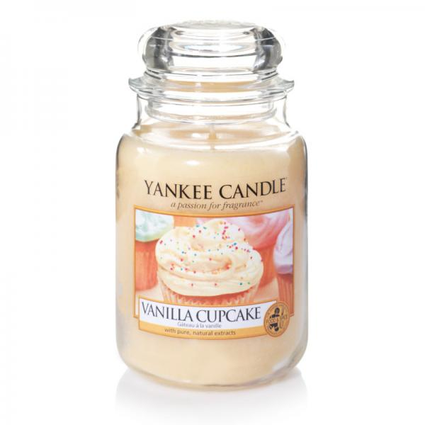 Yankee Candle - Classic Large Jar Housewarmer - Vanilla Cupcake