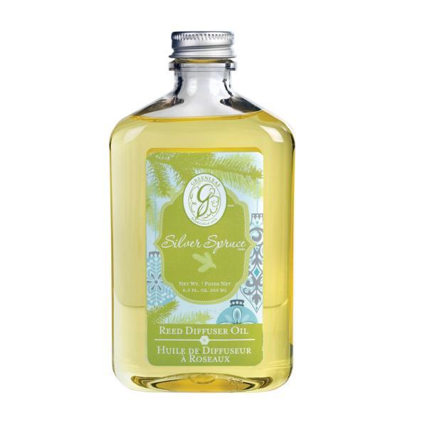 Greenleaf - Reed Diffuser Oil - Reedöl - Silver Spruce