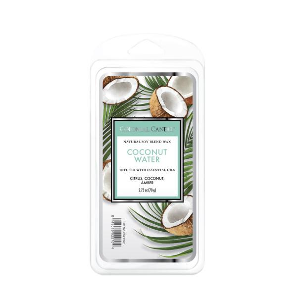 Colonial Candle - Duftwachs - Coconut Water