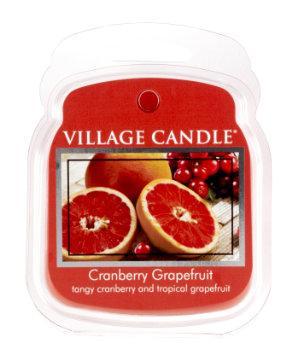 Village Candle - Wax Melt - Cranberry Grapefruit