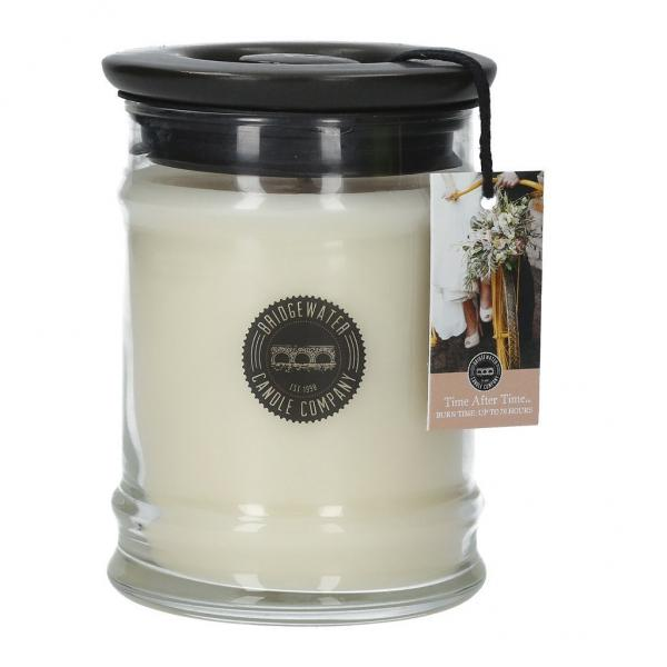 Bridgewater Candle - Kleine Duftkerze im Glas - Small Jar - Time After Time