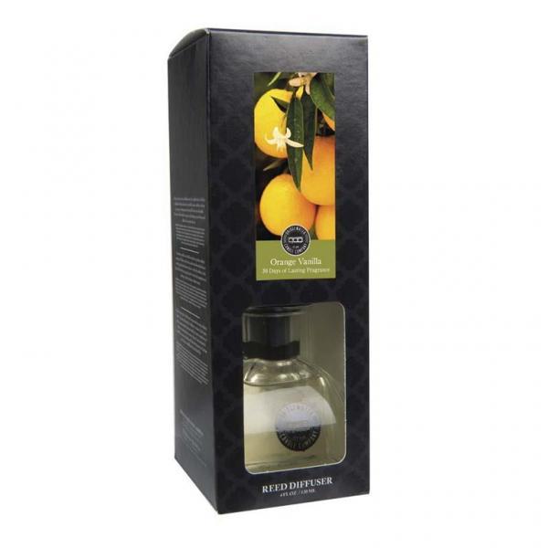 Bridgewater Candle - Reed Diffuser - Orange Vanilla