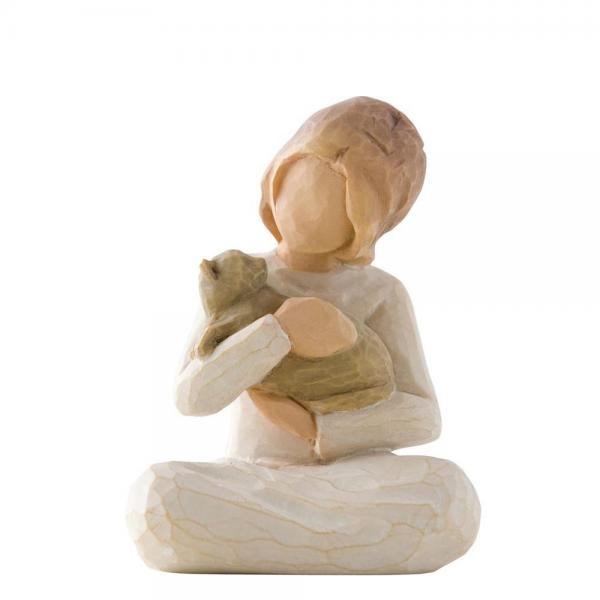 Demdaco - Willow Tree (Susan Lordi) - 26218 - Kindness (Girl)