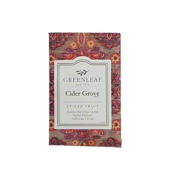 Greenleaf - Duftsachet Small - Cider Grove