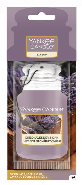 Yankee Candle - Autoduft - Car Jar - Dried Lavender & Oak