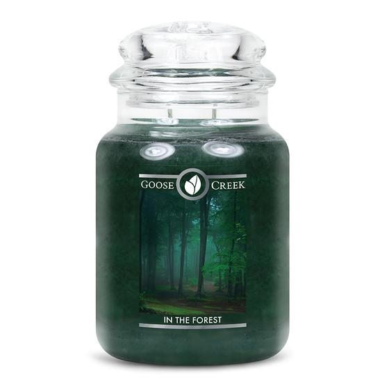 Goose Creek Candle - Classic Jar Duftkerze im Glas - In the Forest