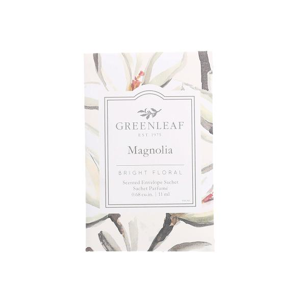 Greenleaf - Duftsachet Small - Magnolia