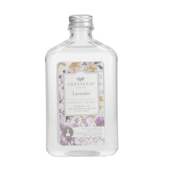 Greenleaf - Reed Diffuser Oil - Reedöl - Lavender