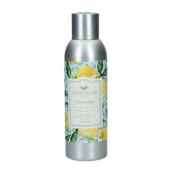 Greenleaf - Room Spray - Raumspray - Citron Sol