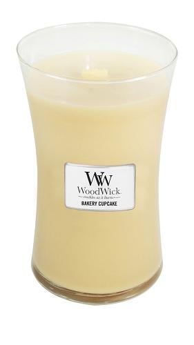 WoodWick - Classic - Large Jar - Bakery Cupcake