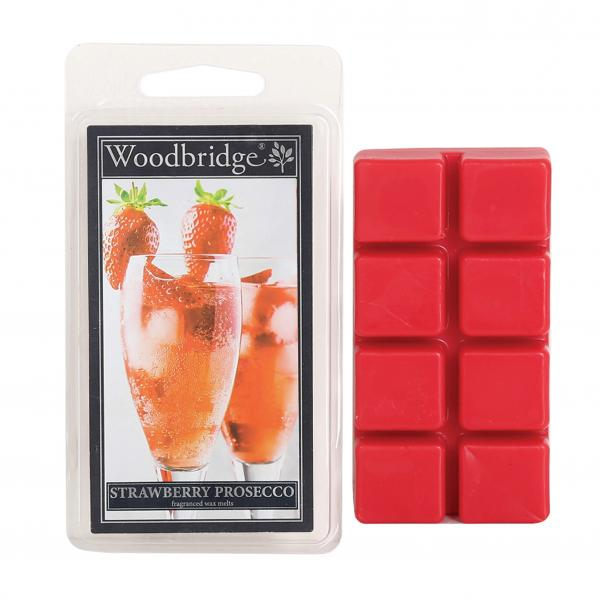 Woodbridge Candle - Duftwachs - Strawberry Prosecco