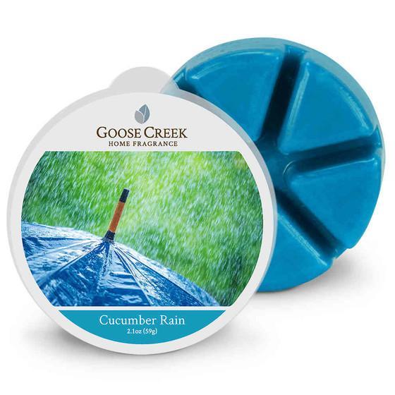 Goose Creek Candle - Duftwachs - Wax Melt - Cucumber Rain •