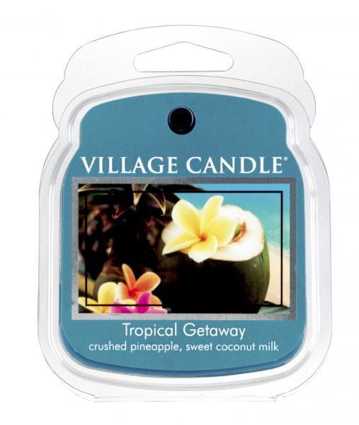 Village Candle - Wax Melt - Tropical Getaway