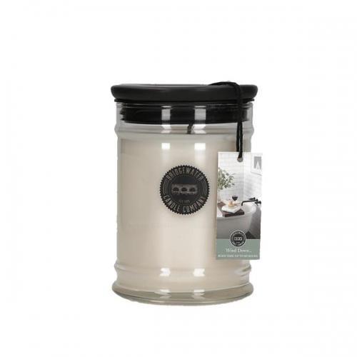 Bridgewater Candle - Kleine Duftkerze im Glas - Small Jar - Wind Down