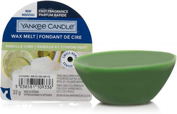 Yankee Candle - Wax Melt - Duftwachs - Vanilla Lime