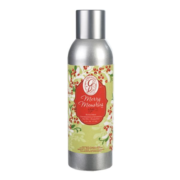 Greenleaf - Room Spray - Raumspray - Merry Memories