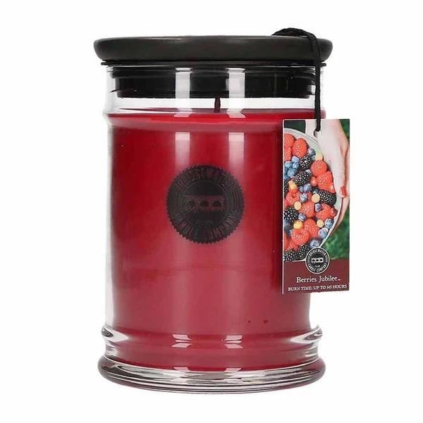 Bridgewater Candle - Große Duftkerze im Glas - Large Jar - Berries Jubilee