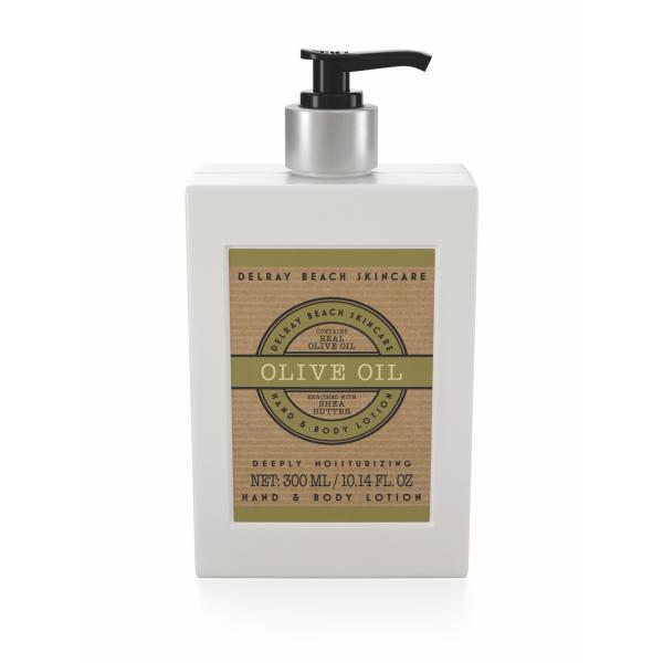 STC - Delray Beach Body Lotion Olive Oil