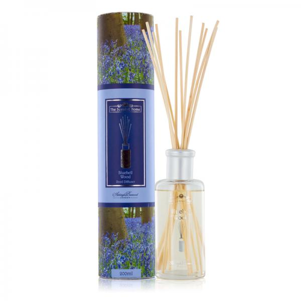 Ashleigh & Burwood - The Scented Home - Reed Diffuser - Bluebell Wood