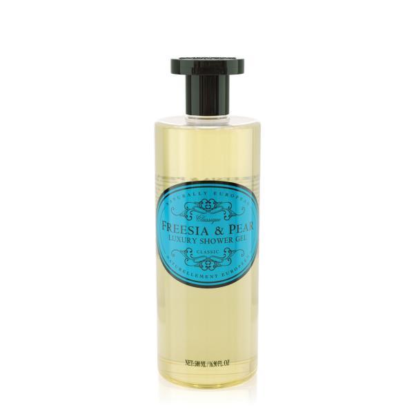 STC - Naturally European Shower Gel Freesia & Pear º*