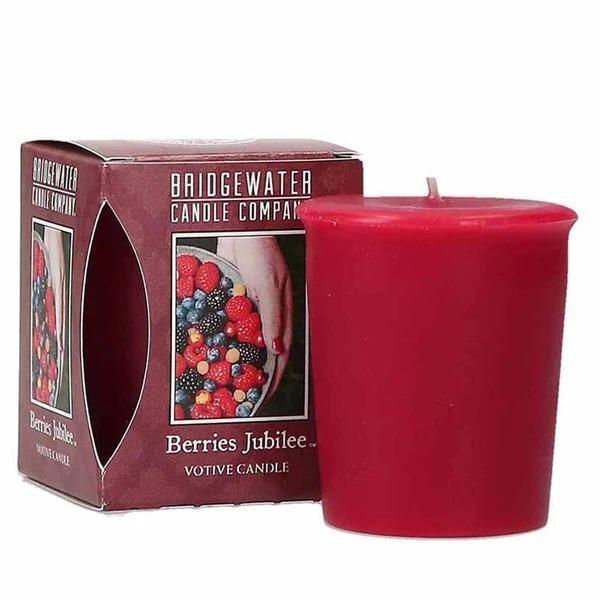 Bridgewater Candle - Votivkerze - Berries Jubilee