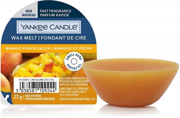 Yankee Candle - Wax Melt - Duftwachs - Mango Peach Salsa