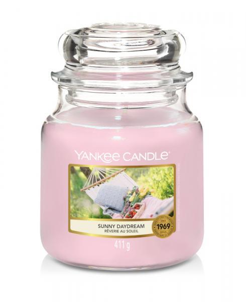 Yankee Candle - Classic Medium Jar Housewarmer - Sunny Daydream