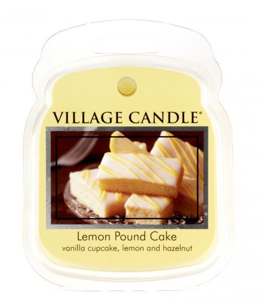 Village Candle - Wax Melt - Lemon Pound Cake