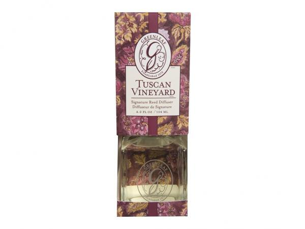 Greenleaf - Signature Reed Diffuser - Tuscan Vineyard