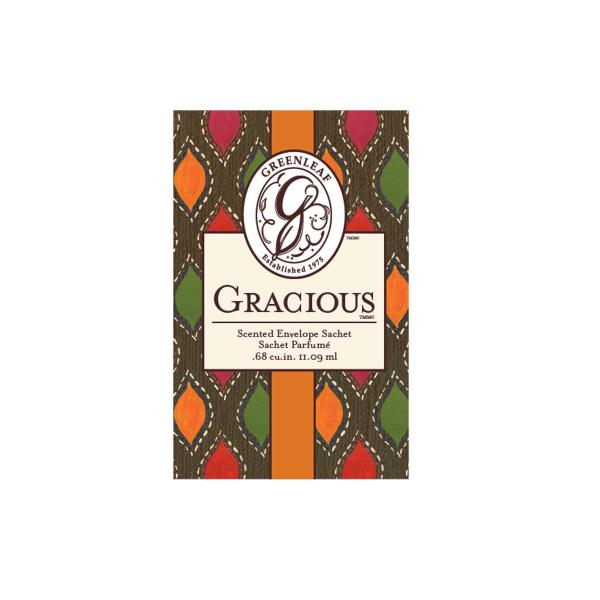Greenleaf - Duftsachet Small - Gracious
