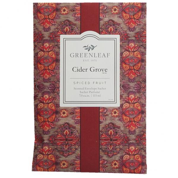 Greenleaf - Duftsachet Large - Cider Grove