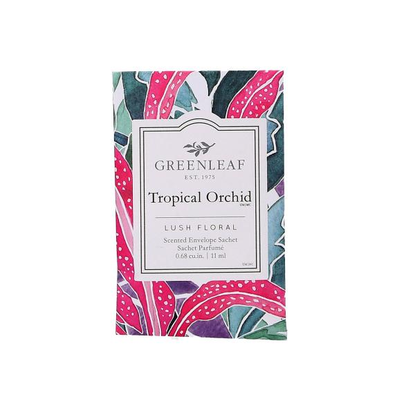 Greenleaf - Duftsachet Small - Tropical Orchid