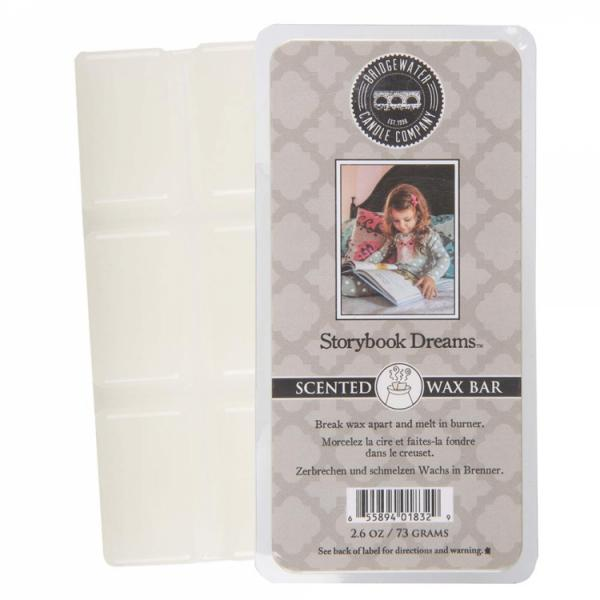 Bridgewater Candle - Scented Wax Bar - Storybook Dreams