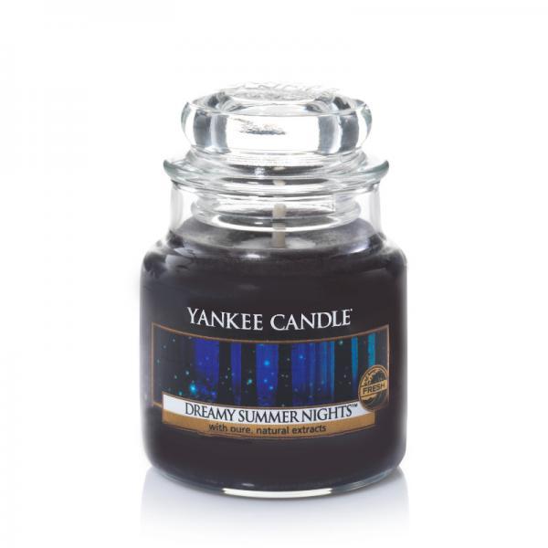 Yankee Candle - Classic Small Jar Housewarmer - Dreamy Summer Nights