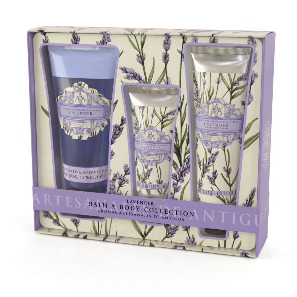 STC - Triple AAA Bath & Body Collection Lavender